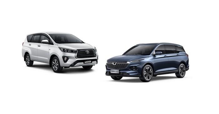 Mending pilih mana, Toyota New Kijang Innova atau Wuling Victory