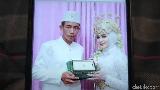 Cek Videonya, Pengantin Pria Ini Disebut-sebut Mirip Presiden Jokowi