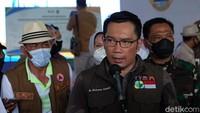 Zona Merah, Ridwan Kamil Imbau Wisatawan Tak Kunjungi Bandung Pekan Ini