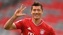 Bayern Vs RB Leipzig: Lewandowski Buru Gawang Die Roten Bullen