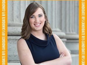 Ini Sarah McBride, Transgender Pertama yang Terpilih Jadi Senat Amerika Serikat
