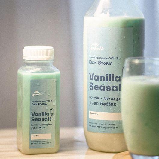 Tempat Beli Susu Kekinian di Instagram