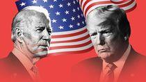 Joe Biden Rebut Wisconsin dan Michigan, Trump Dapat Pennsylvania