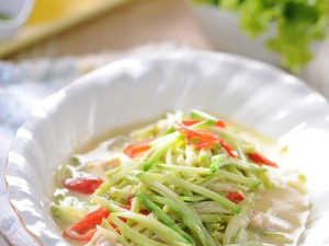 Resep Tumis Labu Siam yang Renyah dan Kaya Nutrisi