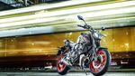 Wajah Baru Yamaha MT-07 2021