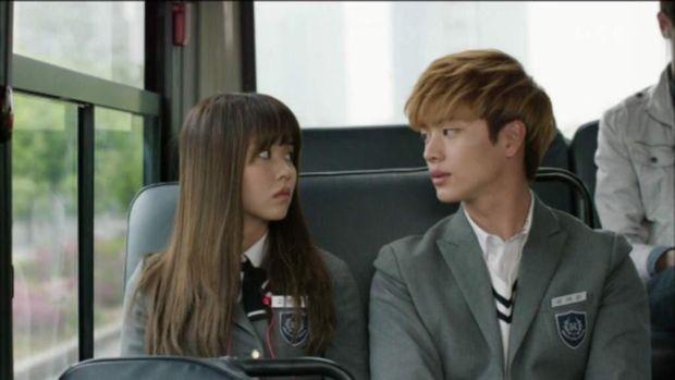 Yook Sung Jae sebagai Gong Tae Kwang di School 2015