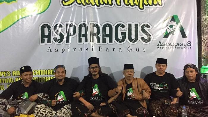 Asparagus usulkan nama Wagub Jateng, Taj Yasin Maimoen atau Gus Yasin, masuk bursa Ketua Umum PPP.