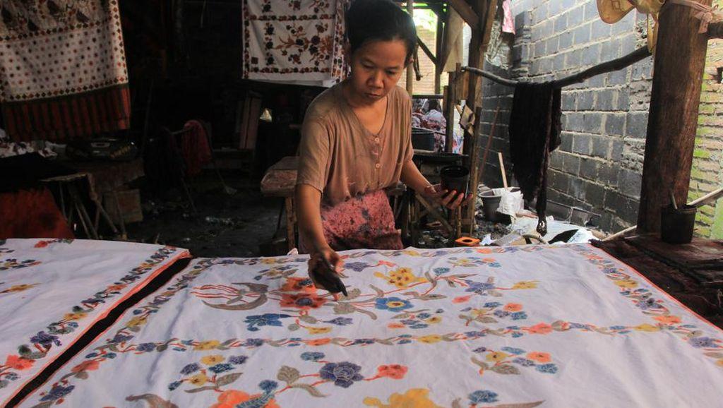 MPR Cerita Batik Jawa Hokokai di Balik Mulusnya Diplomasi dengan Jepang