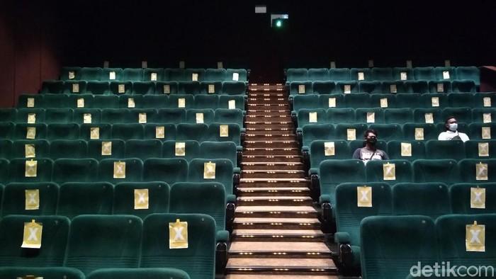 Bioskop di Cirebon Mulai Beroperasi