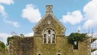Sebuah penjara yang dibangun pada 1799 sedang dikembangkan menjadi hotel butik mewah, namanya Bodmin Jail Hotel. (Twelve Architect)