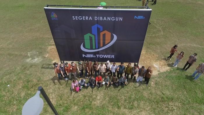 Hanya dalam kurun waktu 2,5 tahun saja, PT Simbiotik Multitalenta Indonesia (PT SMI) berhasil mencatatkan prestasi nyata, mampu membangun gedung sendiri.