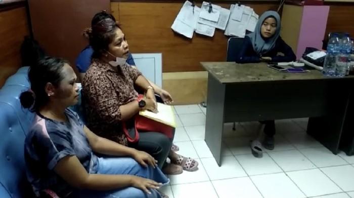 Istri lapor ke Polisi karena disiram suami dengan minyak panas