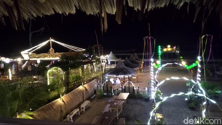 Tempat wisata di Pangandaran.