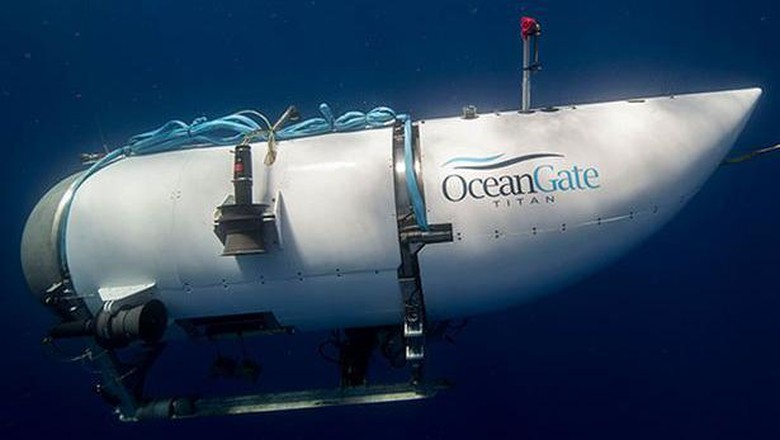 Kapal Selam Ocean Gate