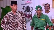 Malih Tong Tong Sudah Maafkan Ade Londok Secara Langsung