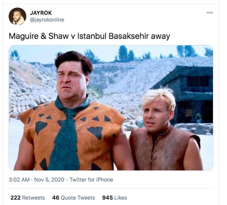 Meme MU Kalah