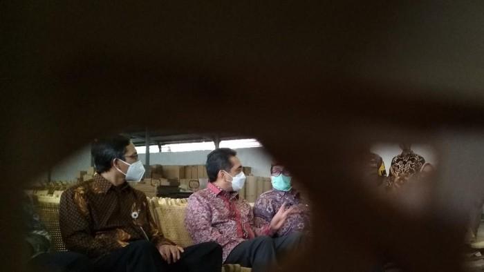 Mendag Agus Suparmanto cek ekspor mebel rotan dari Cirebon