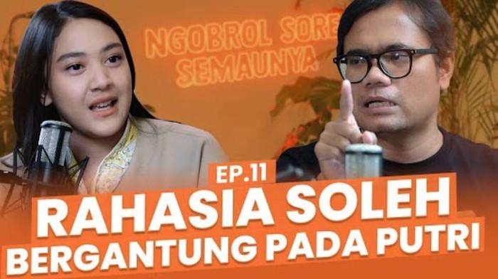 NSS episode 11, Putri Tanjung dan Soleh Solihun