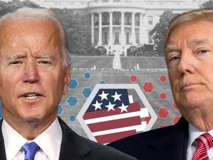 Pemilu Amerika: Hasil ketat suara Trump dan Biden, mungkinkah hasilnya ditentukan di pengadilan?
