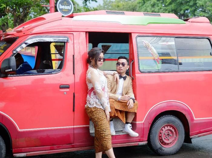 prewedding Devita dan Kevin yang bikin kagum