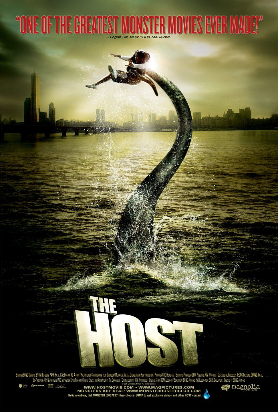 The Host.