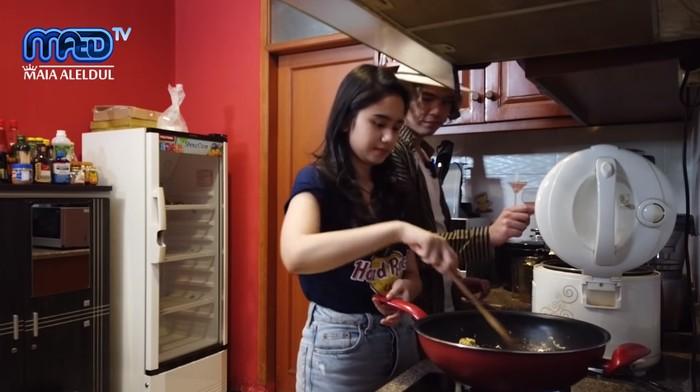 So Sweet! Masakan Tissa Biani untuk Dul Jaelani Dinyatakan Lulus