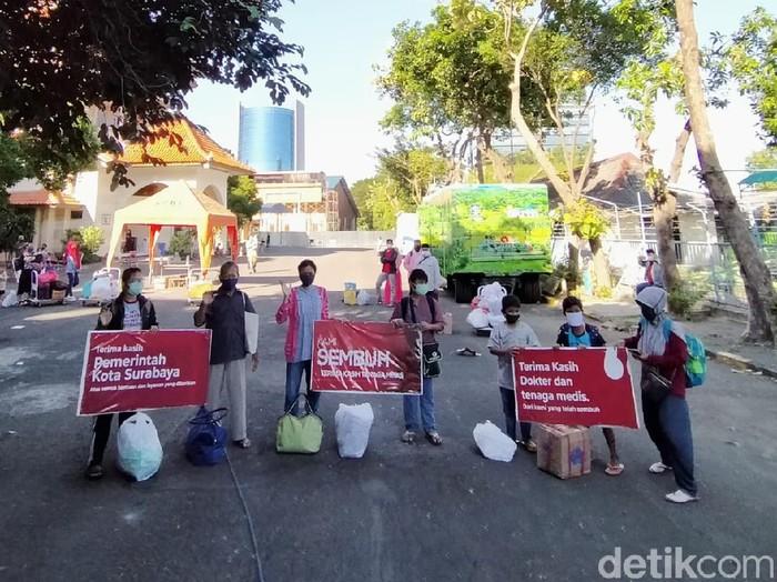 100 kelurahan nol kasus covid-19