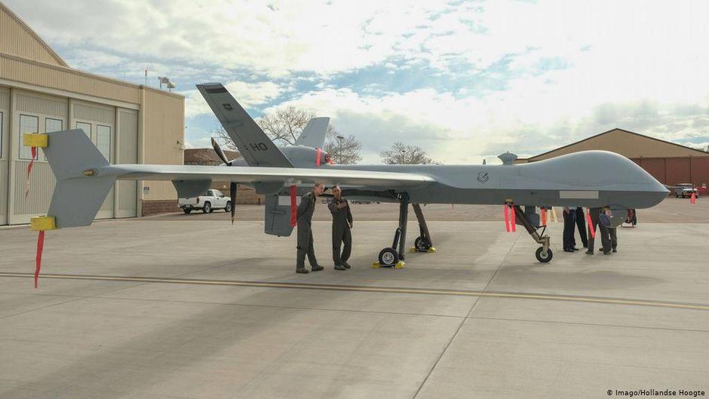 AS Berencana Jual Drone Bersenjata Senilai Rp 41,4 Triliun ke UEA