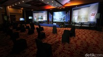Begini Persiapan di Lokasi Jelang Debat Perdana Pilkada Solo