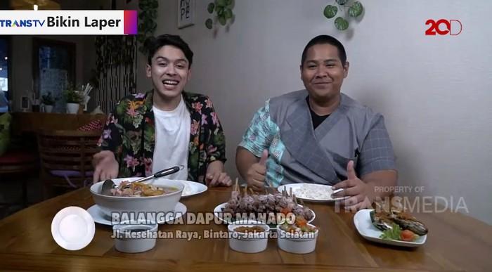 Bikin Laper kuliner khas Manado