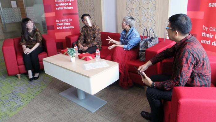 Guna memberikan kepercayaan, rasa aman dan nyaman terhadap nasabahnya, Asuransi Jiwa Generali Indonesia cairkan Rp 2,6 Miliar pada nasabahnya.