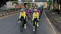 6 Wanita Bersepeda 1.000 KM Demi Pulihkan Wisata Bali