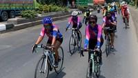 Perjalanan mereka akan bersinggah di 11 titik. Dimulai dari Jakarta-Bandung-Cirebon-Pekalongan-Semarang-Tuban-Surabaya-Probolinggo-Situbondo-Gilimanuk hingga berakhir di Denpasar. (WCC)