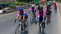 Potret 6 Wanita yang Bersepeda Sejauh 1.000 KM