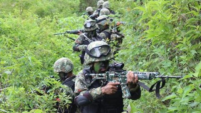 Ilustrasi personel TNI (dok Puspen TNI)
