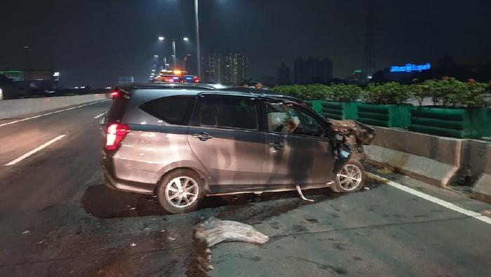 Jasad pria di Kali Ancol, Pademangan, Jakut dipastikan korban kecelakaan