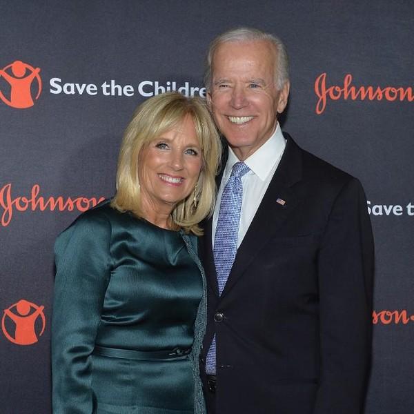 Lika-liku Kisah Cinta Joe Biden dan Jill Biden Dalam Foto