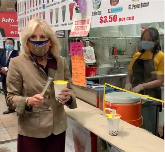 Jill Biden, Istri Capres AS Joe Biden yang Jago Masak