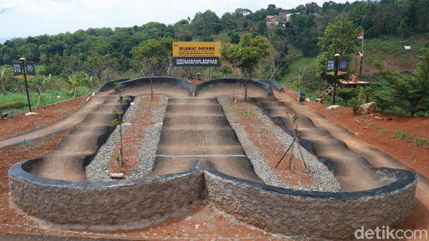 Destinasi baru buat penggemar MTB di Bandung
