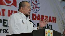 Merapi Siaga, La Nyalla Minta Senator DPD Fokus Bantu Warga