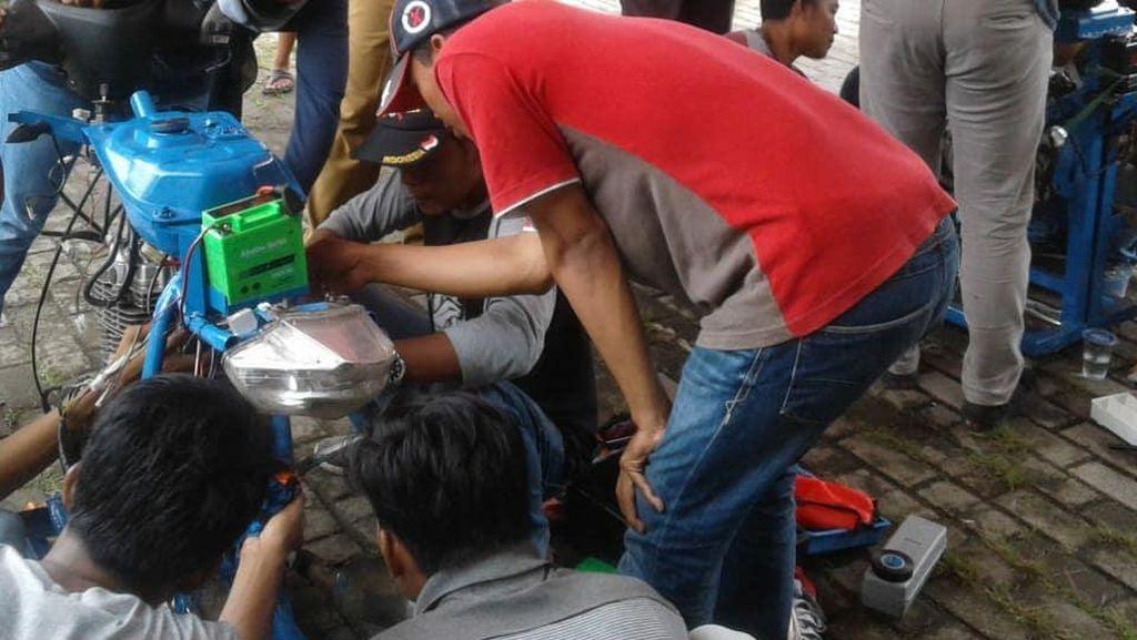 Kabupaten Serang Lepas Predikat Pengangguran Tertinggi di Banten