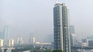 Langit Jakarta Berkabut karena Polusi Udara? Ini Penjelasan BMKG