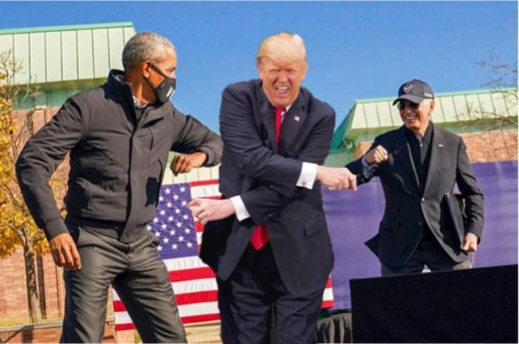 Photoshop Obama Biden