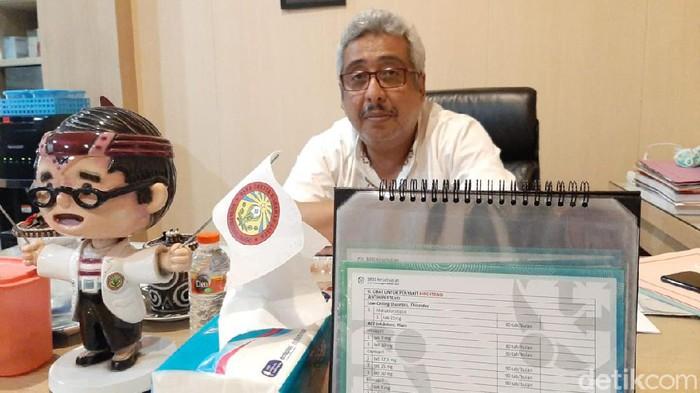 Plt Dirut RSUD Dr Mochamad Saleh dr Abraar Khuddah