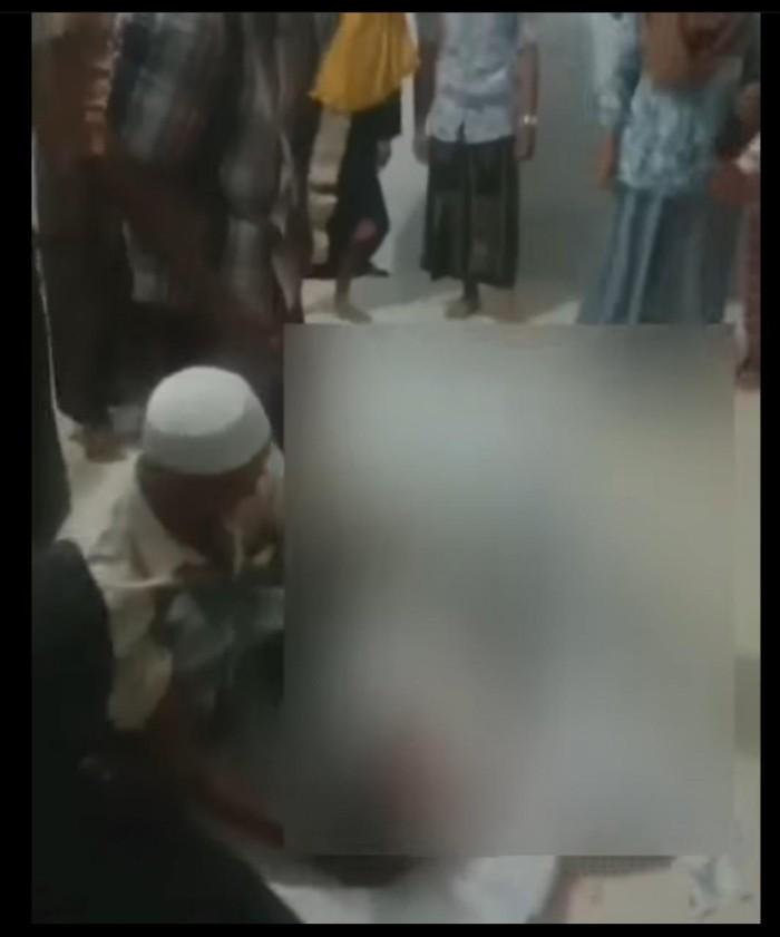 viral mayat covid di probolinggo