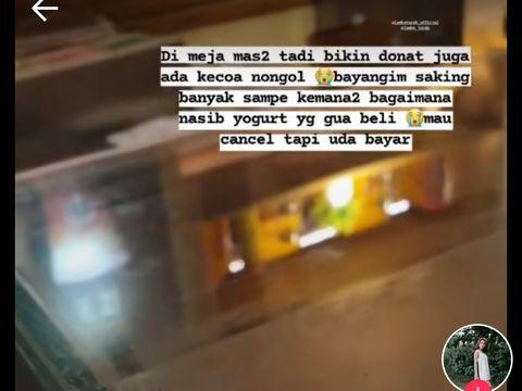 Viral Netizen Temukan Kecoa Hidup di J.Co, Apa Kata Manajemen?