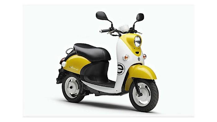 Yamaha e-Vino mulai dipasarkan.