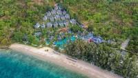 Thavron Beach Village Resort and Spa, Kamala, Thailand berdekatan dengan Pantai Kamala dan Patong. Menariknya lagu ada kolam renang Laguna seluas 4.000 meyer persegi, salah satu yang terbesar di Asia tenggara. (TripAdvisor)