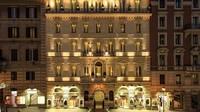 Hotel Artemide berada di pusat kota Roma. Berjarak dekat dari berbagai kawasan wisata yang banyak dikunjungi turis seperti, Trevi Fontain, Colosseum atau Spanish Steps. (TripAdvisor)