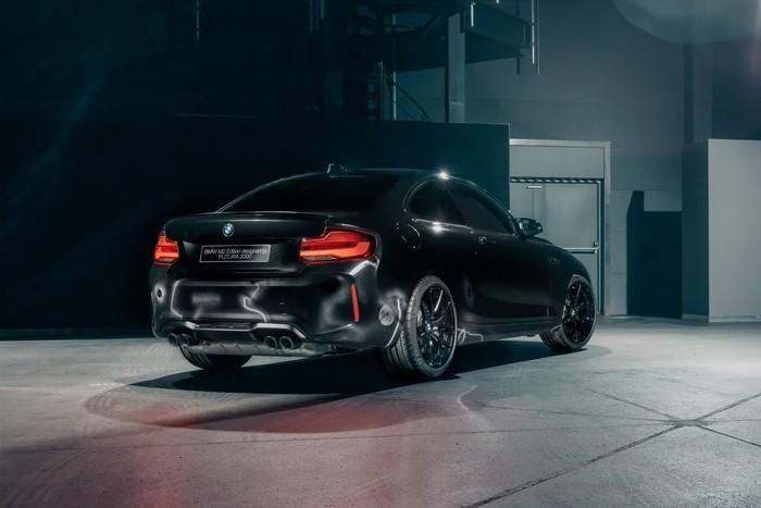 BMW M2 edisi terbatas bergaya FUTURA 2000